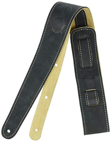 Fender road worn Sangle Cuir black