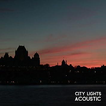 City Lights (Acoustic Version)