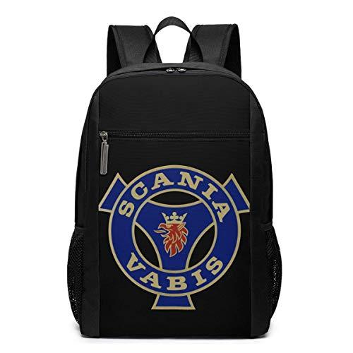 jenny-shop Scania_Vabis_Logo Taschen Stilvolle Neue Scoolbags für School Unisex