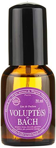 Elixirs & Co - Agua de perfume Volupté a las flores de Bach, frasco pulverizador de 30 ml orgánico