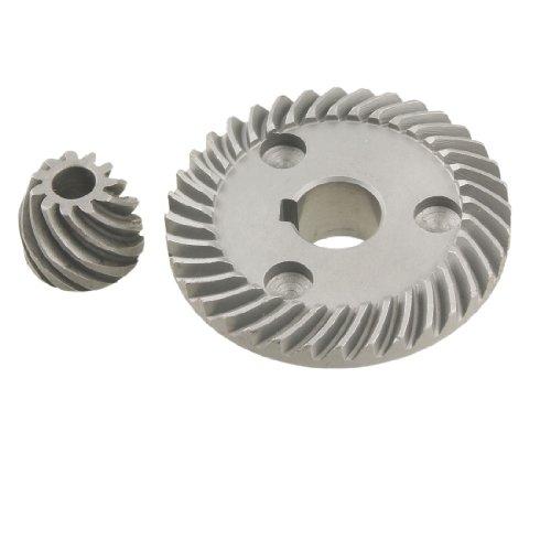2 Piezas Recambio Engranaje Cónico Espiral para Makita 9533 Amoladora Angular