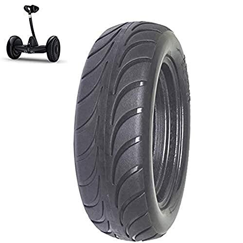 JXINGY Neumático Sólido Neumático de Goma Duradero para Scooter Eléctrico 70/65-6.5 Rueda de Neumático para Scooter Eléctrico de 10 Pulgadas