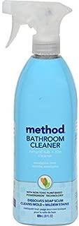 Method 00008 28 Oz Eucalyptus Bathroom Cleaner 28 FZ