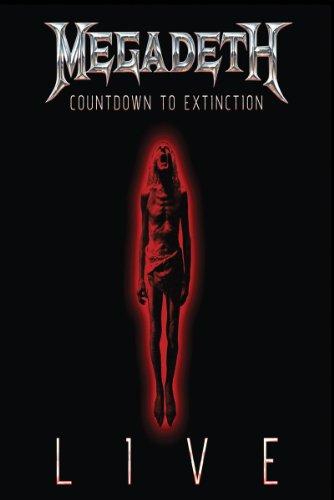 Megadeth: Countdown To Extinction/Live [Blu-ray]
