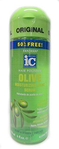 IC Fantasia Hair Polisher Olive Sérum hydratant pour cheveux 178 ml