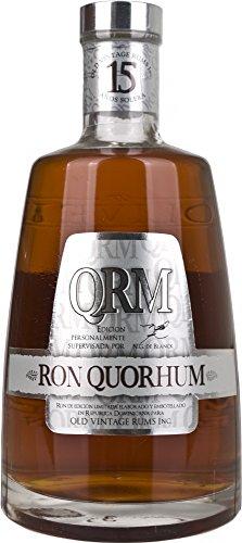 Rum Quorhum 15anni - 700 ml