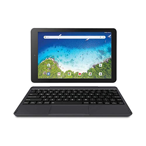 "RCA 10"" Viking Pro (2-in-1) Laptop Tablet with Detachable Keyboard - 32GB 
