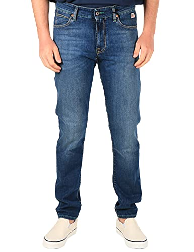 Roy Roger's P21RRU075D0210005C8 999 Denim Jeans Uomo 33