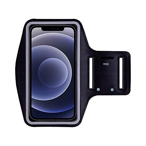 SG Retail Adjustable Sweatproof Nylon Sports Armband Holder Case for Mobile Phone