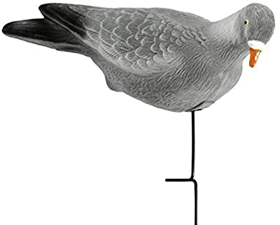 Lucky Duck Wood Pigeon Decoys - 3 Pack