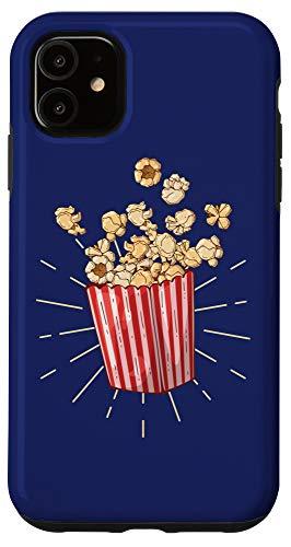 iPhone 11 Popcorn - great gift for popcorn fans - best popcorn Case