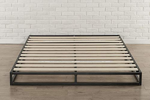 Zinus Joseph Metal Platforma Bed Frame, 6-Inches - Queen