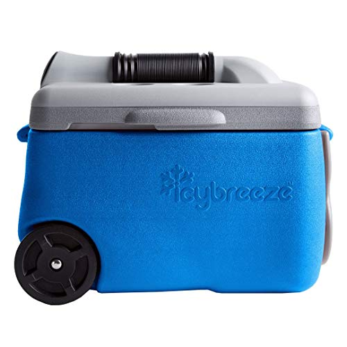 Our #10 Pick is the IcyBreeze Portable Camping Air Conditioner