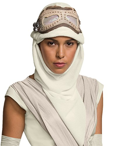 Développe la Force Accessoire Déguisement-Star Wars-masque pour les yeux Rey