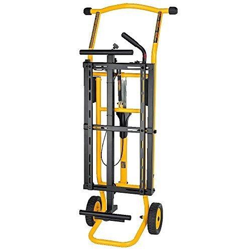 DEWALT Miter Saw Stand With Wheels (DWX726) , Yellow