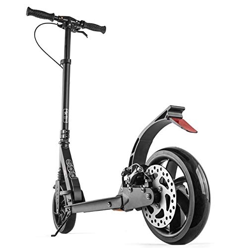 Find Discount Lcxliga Kick Scooter, Collapsible Scooter, Double Shock Scooter