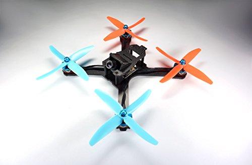 Flyingfolk QAV-X 214 Carbon Rahmen Mini FPV Racer