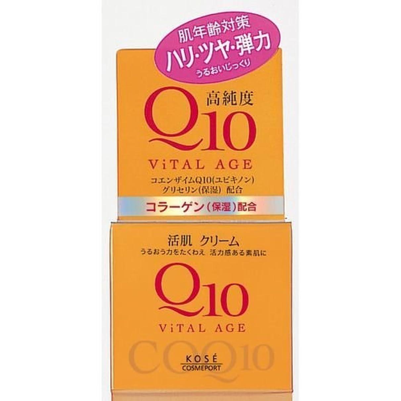 香港呼吸世界の窓バイタルエイジQ10クリーム 40g