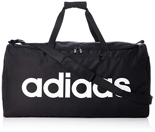 adidas Linear Core Duffel L DT4824; Unisex bag; DT4824; black; One size EU (UK)