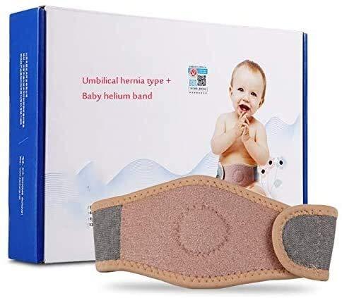 NIANXINN Hernia Umbilical braguero bebé del Vientre de la Banda Infantil Hernia Abdominal Carpeta Ajustable Soporte Wrap Cinturón de Apoyo de la Hernia