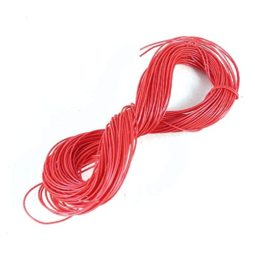 X-Dr 10m 33Ft 30AWG 0,65mm Hi-Temp Hohe Tempreture PTFE Wrap Kabel Drahtseil Rot (d92fa328fa8011cee50e24a3be06ba1a)