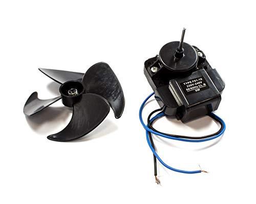 Motoventilatore Motore Completo per Frigorifero No Frost | 220-240 Volt Universale | Adattabile Candy Whirlpool Ignis