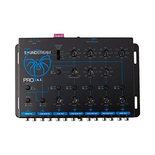 Soundstream PROX4.1 Bass Reconstruction Processor