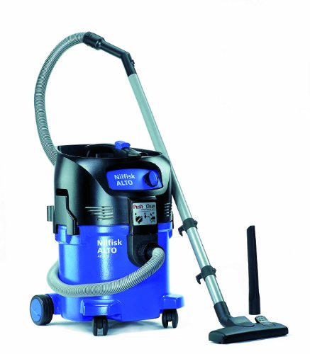 Nilfisk Attix 30-01 PC Aspirateur eau et poussière
