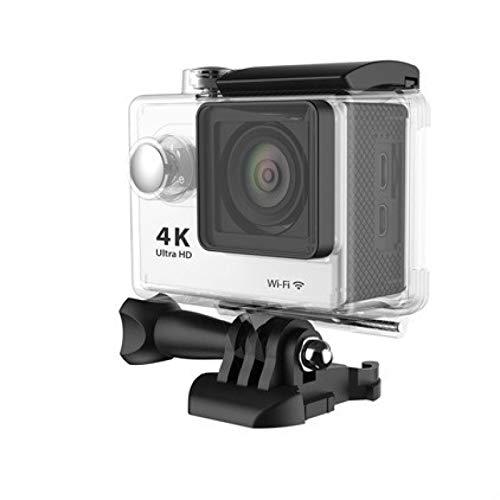 Shuang H9 deportes DV 4K wifi al aire libre cámara impermeable buceo deportes cámara blanca