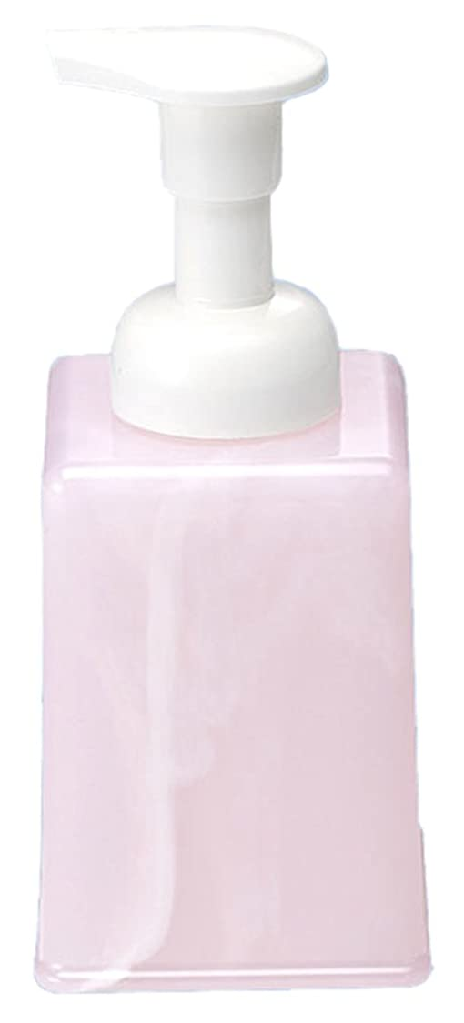 責任者形チーズ国際化工 mellina MISTY mellina ミスティムースディスペンサー ピンク M313 PK