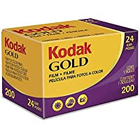 Kodak KOD102100 - Película Negativo Color (35mm Gold 200-24) Multicolor