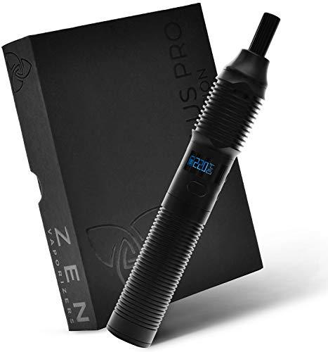Zen Stilus Pro Verdampfer Konvektion, USB C, Display, Endless Timer, austauschbarer 18650 Akku - nikotinfrei