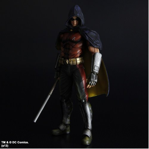 Batman Arkham City Play Arts Kai Robin [Import allemand]