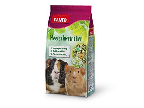 Panto Meerschweinchenfutter 2,5 kg, 1er Pack (1 x 2.5 kg)