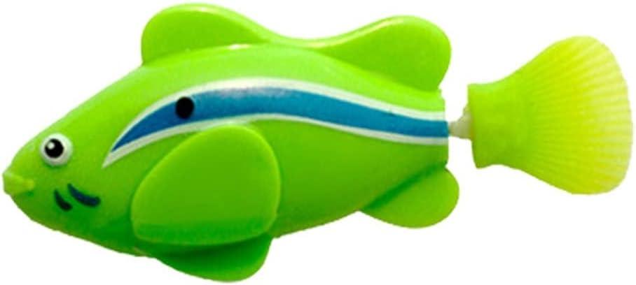 YOUMIYH Mini Electric SALENEW very popular! Bath Bionic Fish San Jose Mall Deep S Magic Swimming Toy