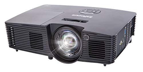 InFocus IN114xv XGA 4:3 3D DLP-Projektor Beamer (HDMI, 3500 ANSI Lumen, 16000:1 Kontrast, 15000 Stunden Lampen, BrilliantColor)