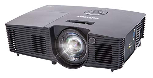 Infocus IN114XV Beamer 3400 ANSI Lumen DLP XGA (1024 x 768) Desktop-projector zwart - Beamer (3400 ANSI Lumen, DLP, XGA (1024 x 768) 16000:1, 4:3, 711,2 - 7620 mm (28 - 300 inch)
