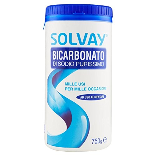 BICARBONATO SOLVAY BARATTOLO 750 VS