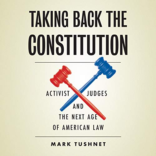 『Taking Back the Constitution』のカバーアート