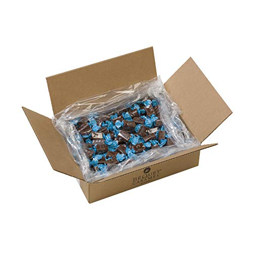 Béquet Caramel Salt-Chocolate 5-lb Box