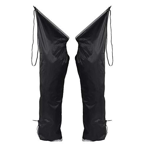 JIMITO Regenhose, Fisherman Hose, wasserdichte Hose, Vermeiden Sie Hosenbeine im Wasser Ultraleicht Tragbar