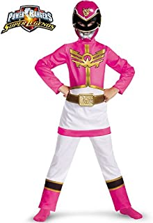Power Rangers Pink Ranger Megaforce Classic Kids Costume