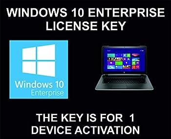 10 Enterprise Version License Key Genuine For 1 Device Activation