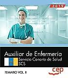 Auxiliar de Enfermería. Servicio Canario de Salud. SCS. Temario Vol. II.