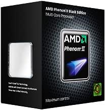 AMD Phenom II X4 960T Processor, Black Edition, 3.0 4 Socket AM3 - HD96ZTWFGRBOX