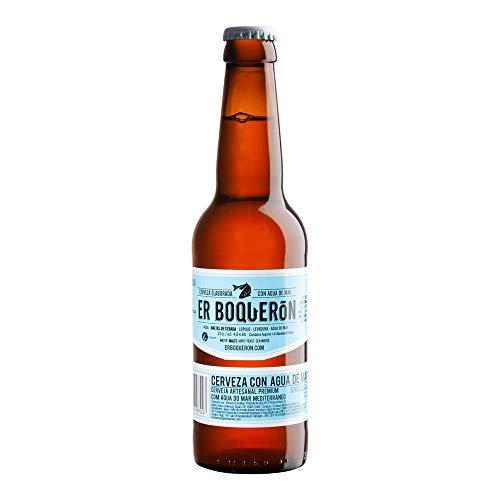 Cerveza Con Agua De Mar Er Boquerón (Caja de 12 Botellas de 33 cl)