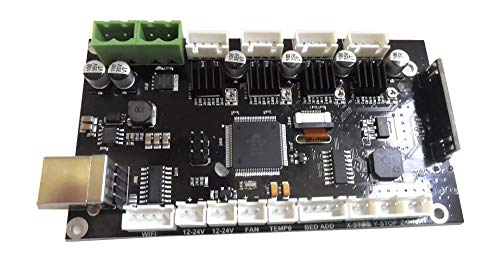 Motherboard I3 MINI - Official spare part for 3D printer I3 MINI WANHAO