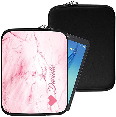 Personalisiert Marmor Neopren Tablethülle Case Tasche (48) für Huawei Honor T1 7.0 (7