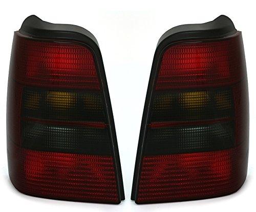AD Tuning DEPO Rückleuchten Set in Rot Schwarz Links rechts Heckleuchten