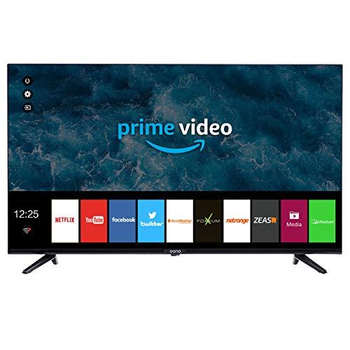 Eono von Amazon - rahmenlose 101 cm (40 Zoll) HD-Smart-TV mit Prime Video